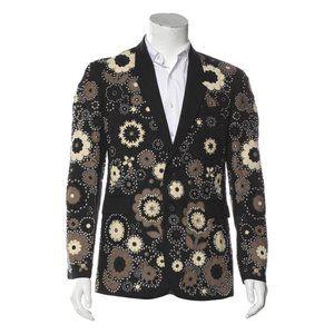Burberry Prorsum Spring 2016 Embellished Jacket
